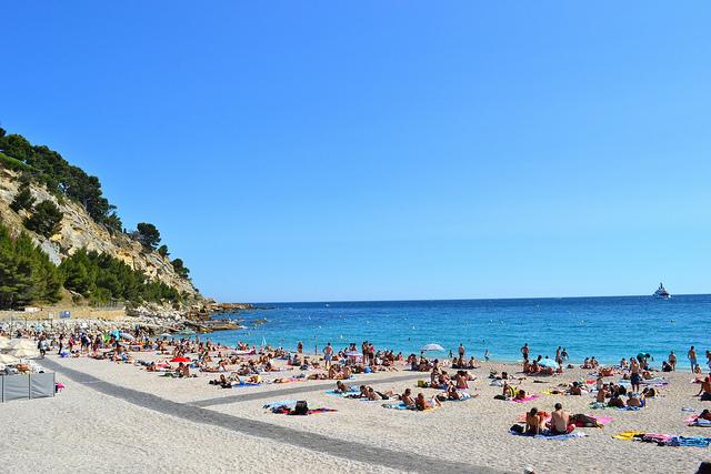 Пляжи в Кап-д'Ай