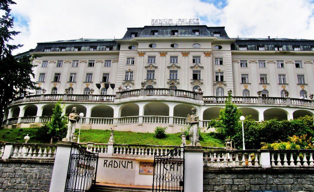 «L'Eden Résidence, ex Hôtel Eden»