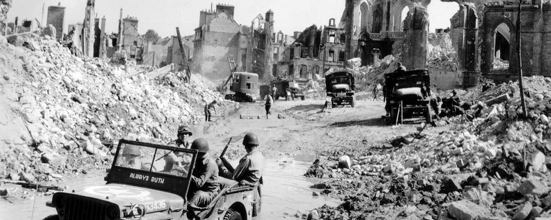 Человеческая трагедия в Сен-Мало: между ентропией и памятью
